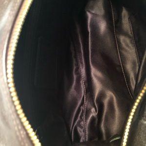 Coach Bags - Brown Authentic Coach bowling bag